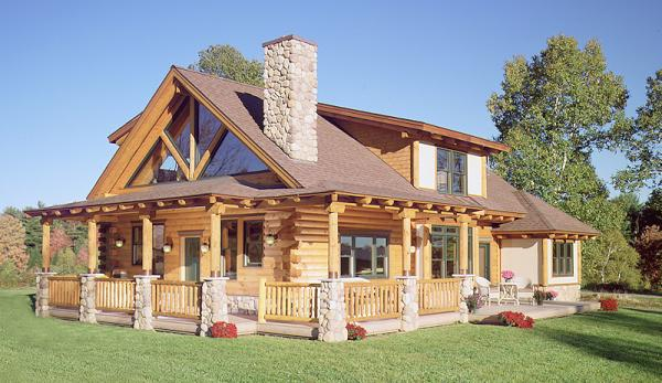 Lookout Mountain Log Homes Amp Builders Llc Home